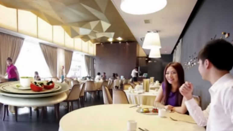 Image: Restaurants in Singapore to replace waiters with drones