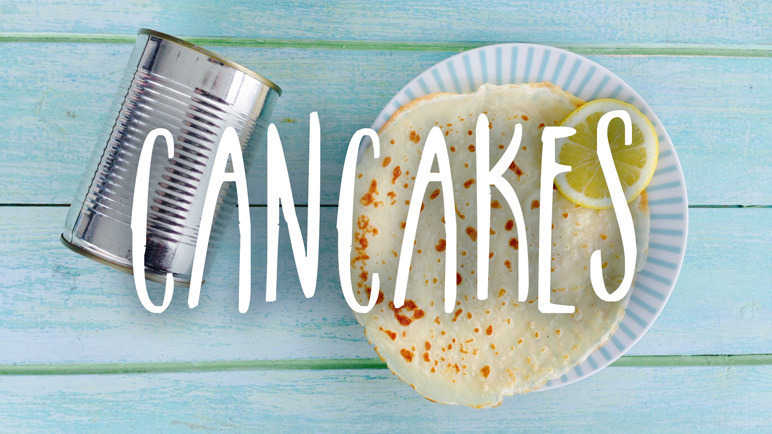 Image: The pancake recipe you'll NEVER forget!