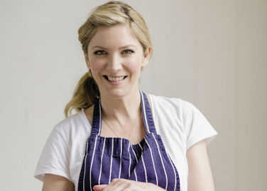 Image: Lisa Faulkner on tea, cake and why you should never apologise for your food