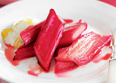 Image: How to cook rhubarb