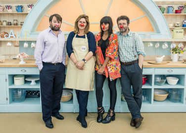 Image: Great Comic Relief Bake Off