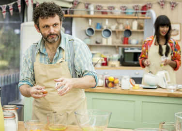 Image: Blair beats Brown in The Great Comic Relief Bake Off