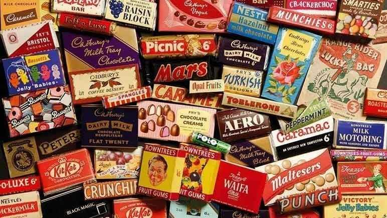 Image: What's the greatest lunchbox chocolate bar?
