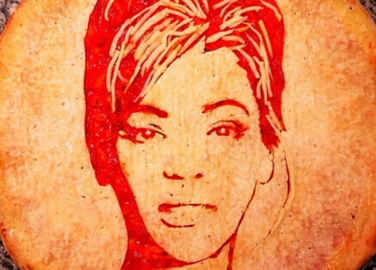 Image: Want to see Beyonce, Kevin Spacey and Kate Moss in pizza form? Of course you do
