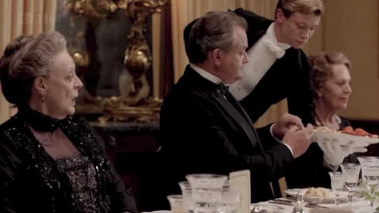 Image: 5 things we've learnt about Downton Abbey food