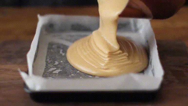 Image: How to make fudge, in GIFs