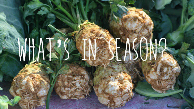 Image: 7 celebratory recipes for celeriac