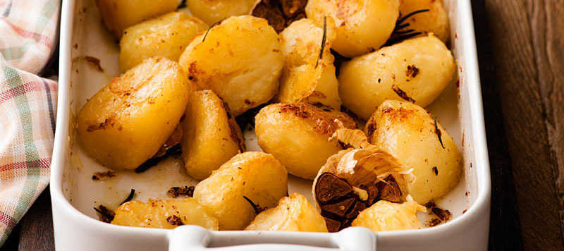 Best roast potatoes