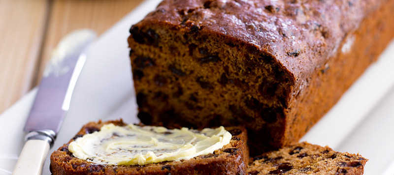 Tea loaf cake recipe