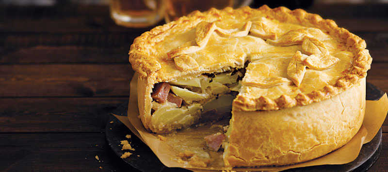 Shropshire fidget pie recipe