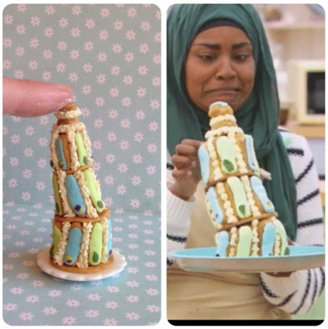 Nadiya's super nun tower