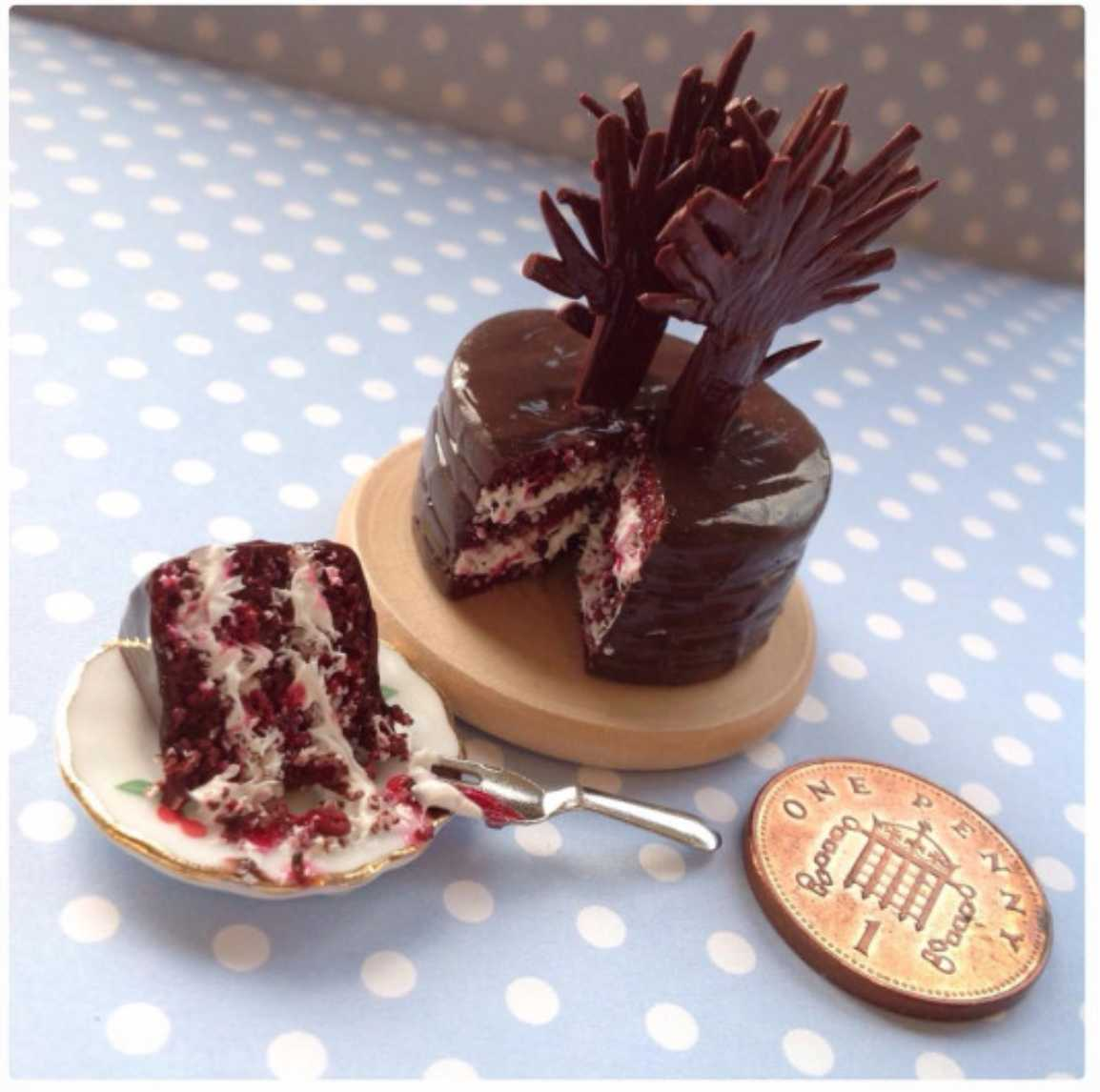 Marie's Black Forest Gateau