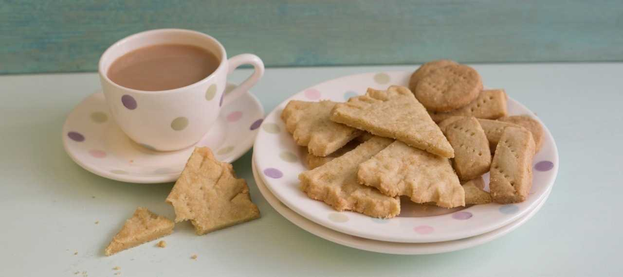 Old fashioned shortbread recipe