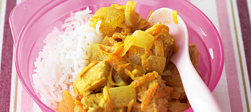 mild-chicken-curry