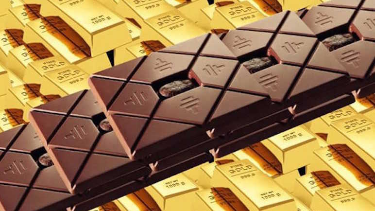 Most expensive chocolate