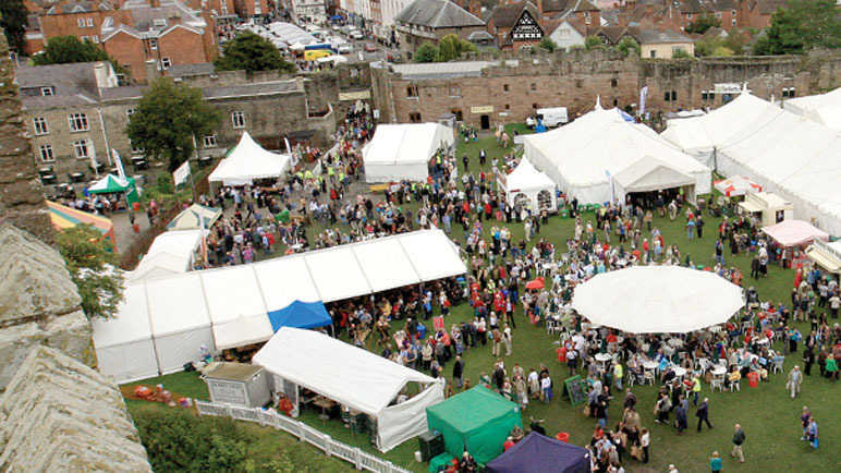 Image: Ludlow Food Festival