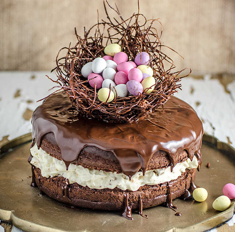 Chocolate Easter Cake Images : 8 ways Mini Eggs will make your baking look great Homemade