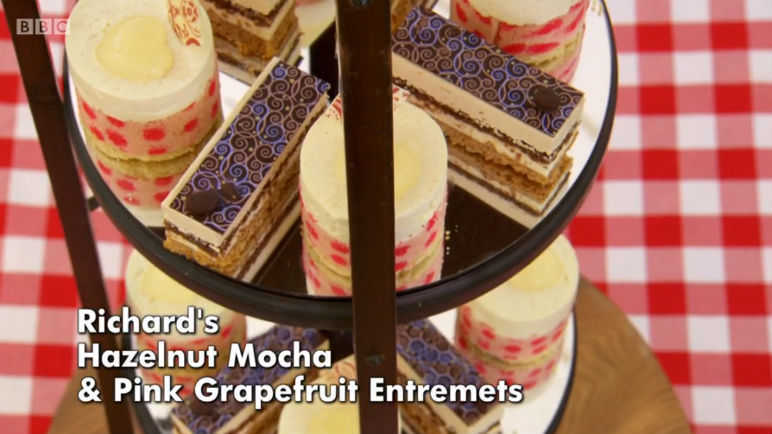 Richard's French entremets