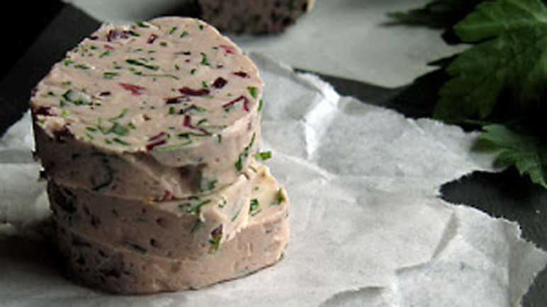 Red wine flavoured butter recipe