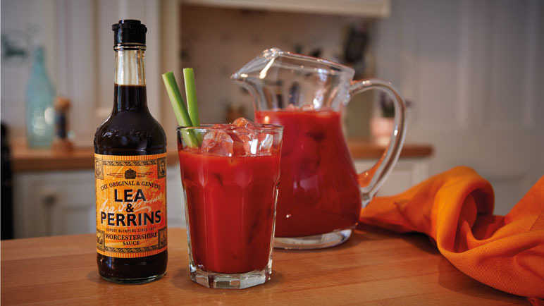 Lea & Perrins Worchester sauce