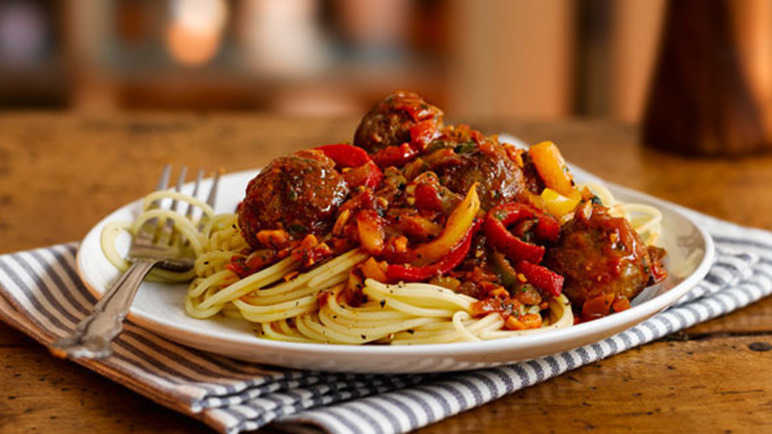 Meatball Goulash Recipe