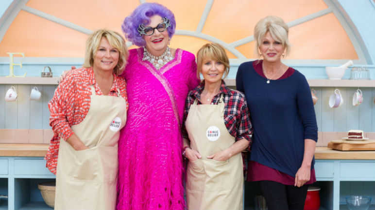 Comic Relief Bake Off
