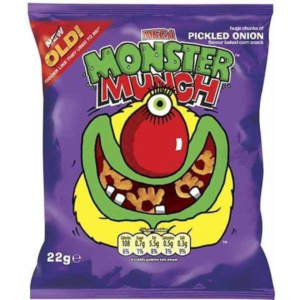 pickled onion monster munc