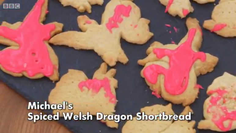 Welsh shortbread
