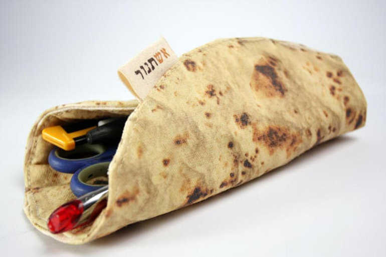 Wrap pencil case