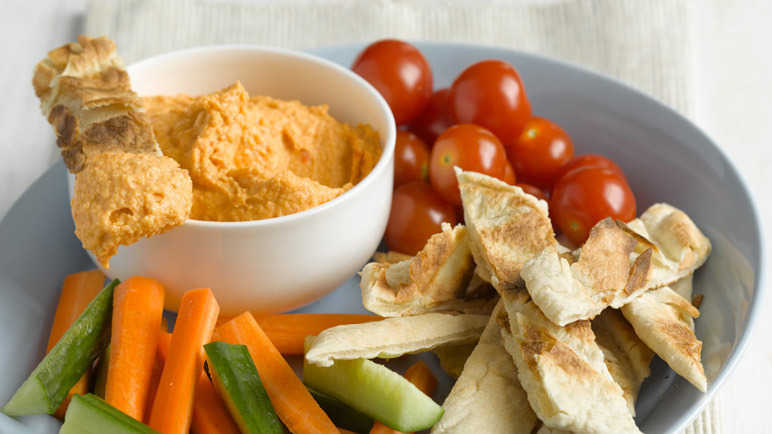 Easter Houmous recipe