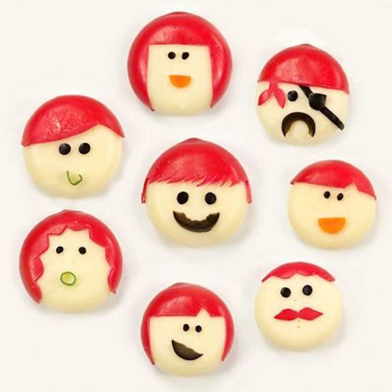 Babybel people