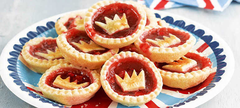 Princess jam tarts