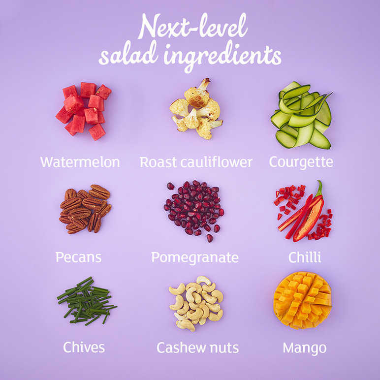 9 next-level salad ingredients