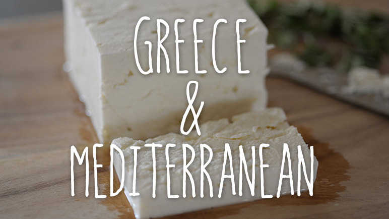 feta cheese Greece