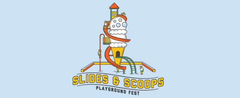 Slides and scoops