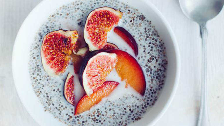 vanila-chia-pudding-homemade
