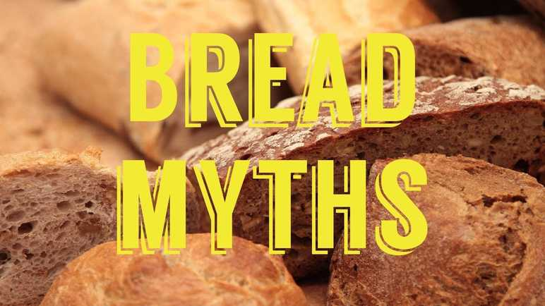 Image: Bread myths you probably believe (but shouldn't)