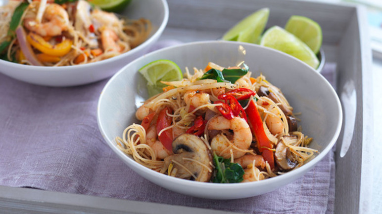 Recipe singapore noodles sainsburys singapore noodle image forumfinder Choice Image