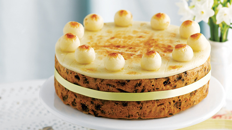 Traditional Simnel Cake Recipe