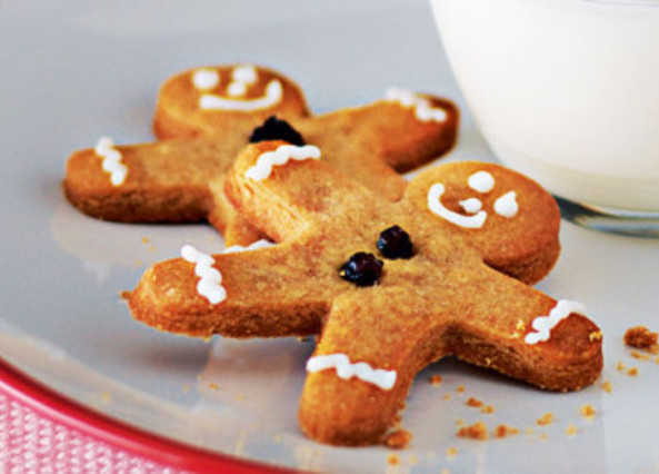 Gingerbread me image