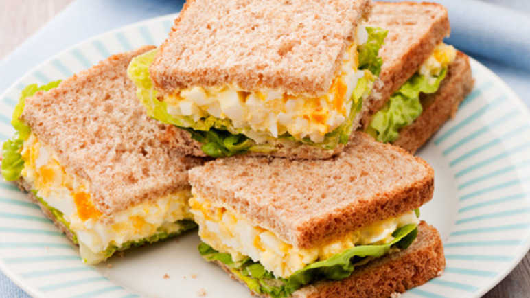 Recipe Egg Mayonnaise Sandwich Recipes
