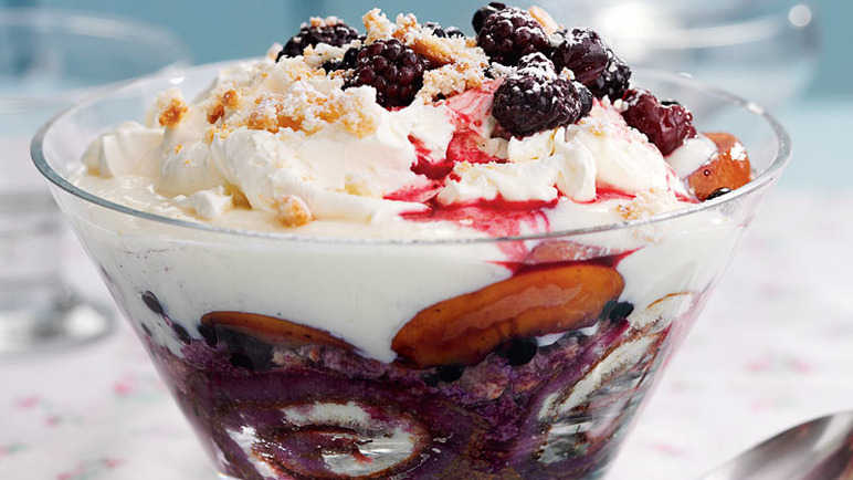 Easy trifle image