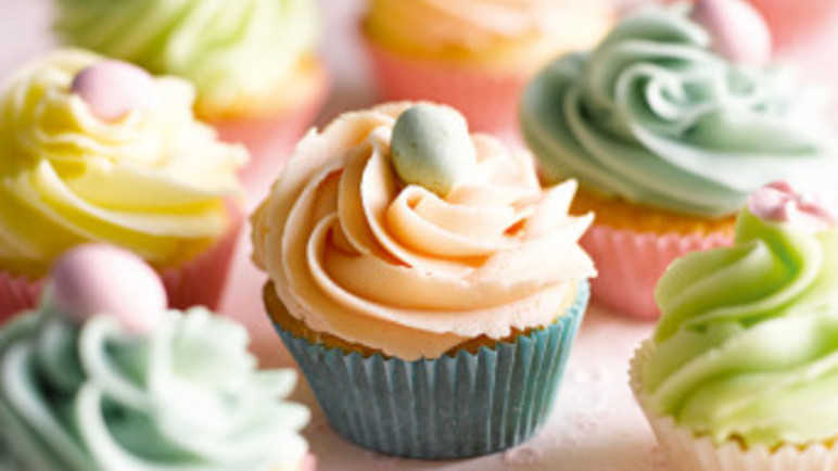 Cupcakes Recipe Uk Easy: Recipe: Easy Cupcake Swirls