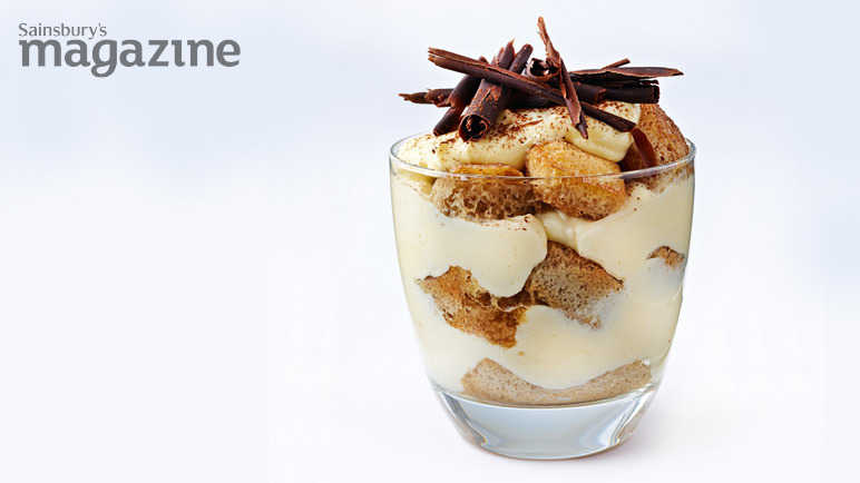 The ultimate tiramisu