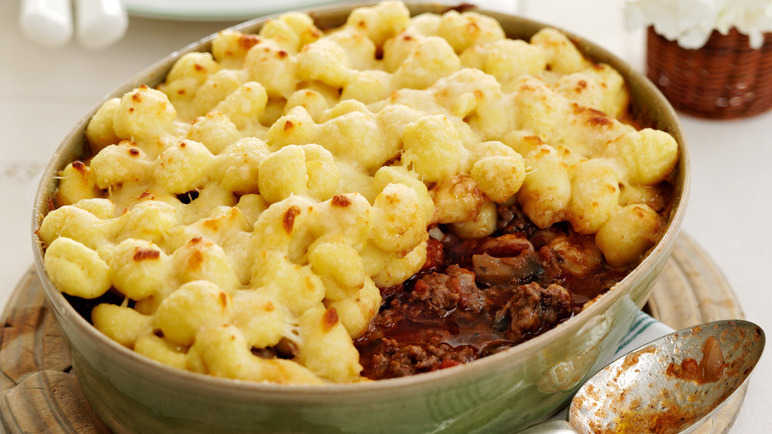 Italian cottage pie image