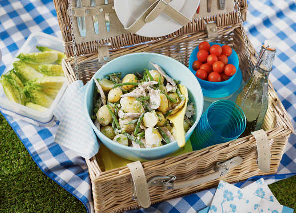 Picnic Potatoe Salad - Sainsburys