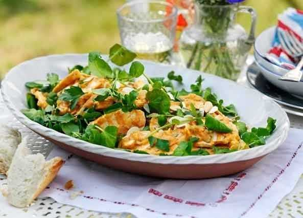 Recipe: Coronation chicken | Sainsbury's