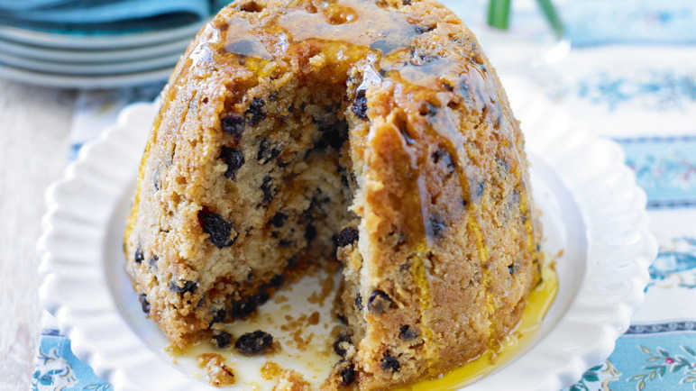 Image: Spotted dick