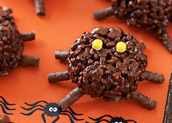 Image: Crunchy creepy crawlies