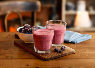 Image: Forest fruits smoothie